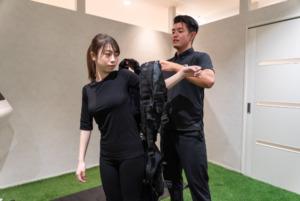 EMSトレーニングスーツ