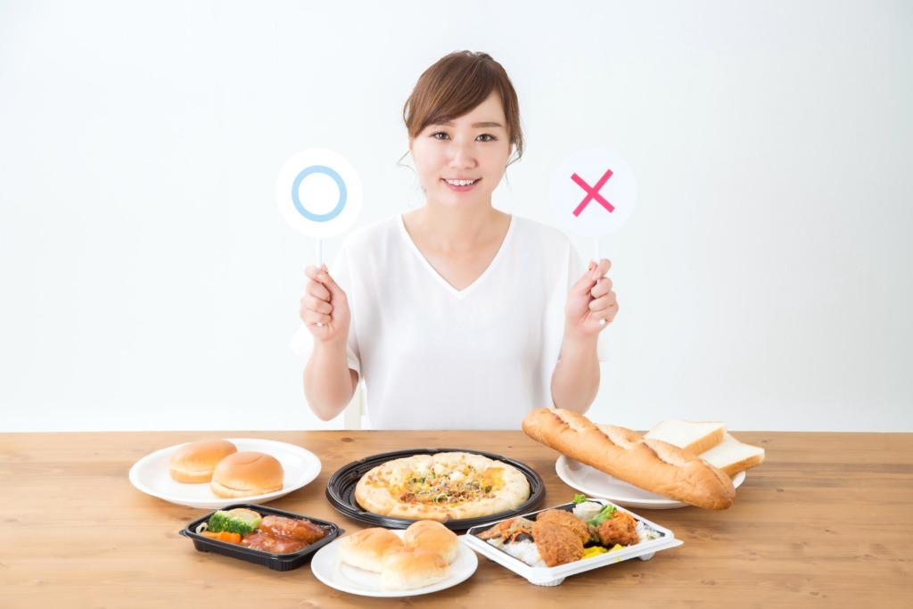ダイエット 食事 選び方