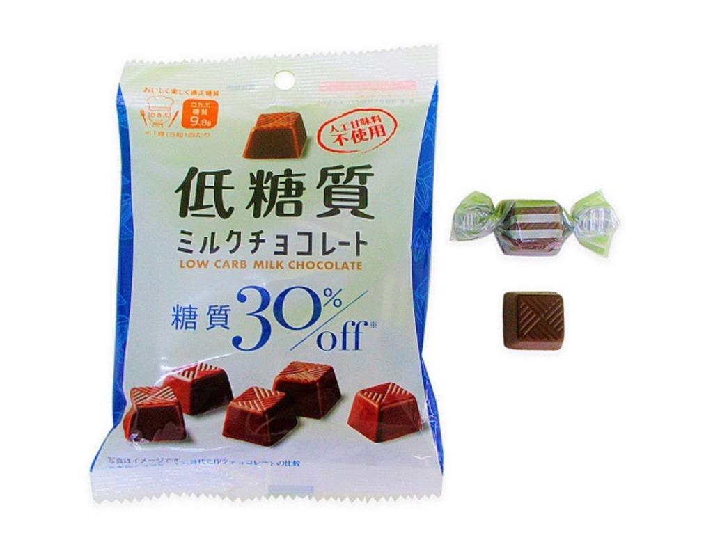 低糖質 ミルクチョコ