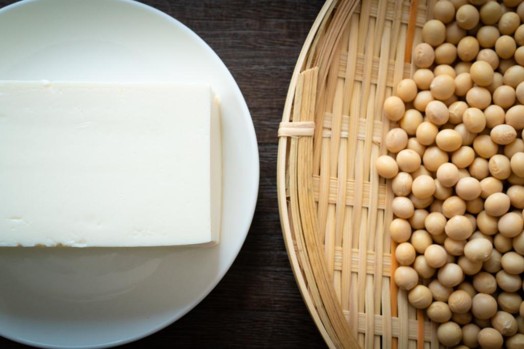 大豆イソフラボン 豆腐
