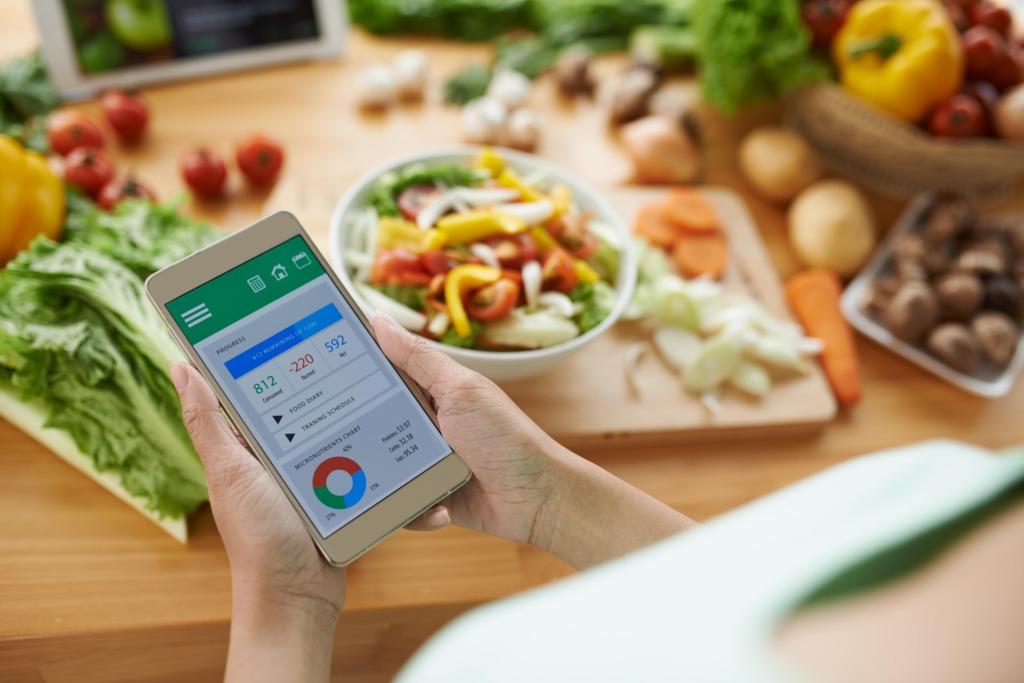 ダイエット アプリ 種類