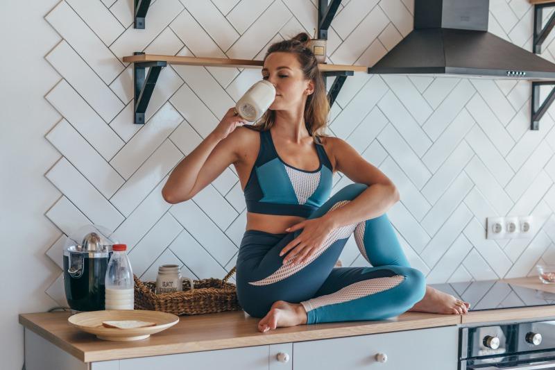 食前の運動で得られる効果